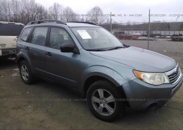 Inventory #983633521 2010 Subaru FORESTER
