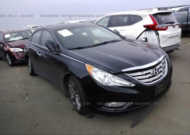 Inventory #743835389 2012 Hyundai SONATA