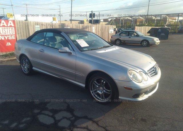 Inventory #144067699 2005 Mercedes-benz CLK
