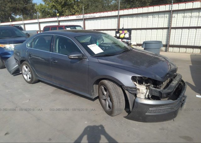 Inventory #260563782 2012 Volkswagen PASSAT