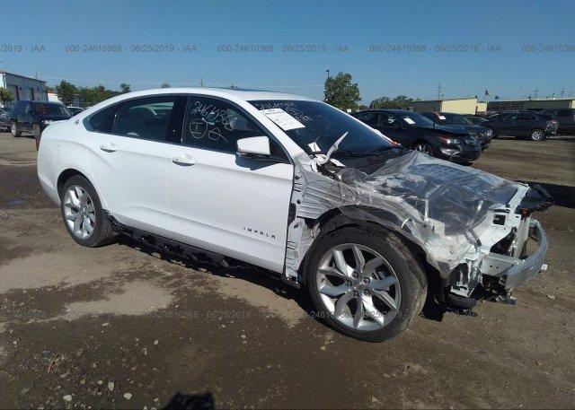 Inventory #665699663 2017 Chevrolet IMPALA