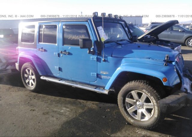 Inventory #564679901 2012 JEEP WRANGLER UNLIMITE