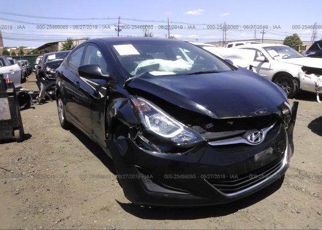 Inventory #513288365 2016 Hyundai ELANTRA