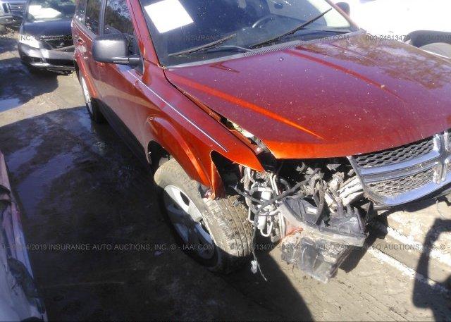 Inventory #857517249 2013 Dodge JOURNEY