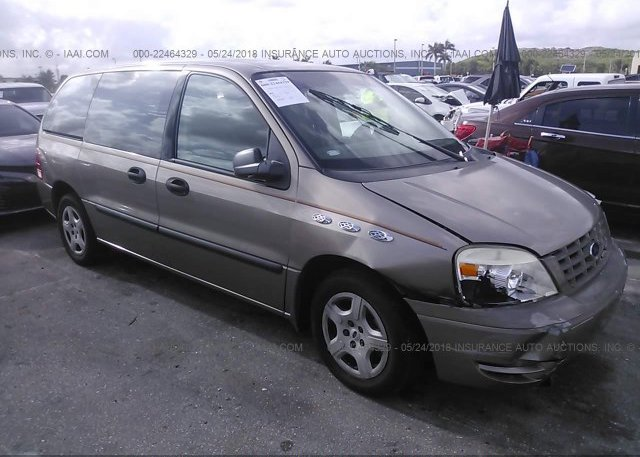 Inventory #388803656 2005 FORD FREESTAR