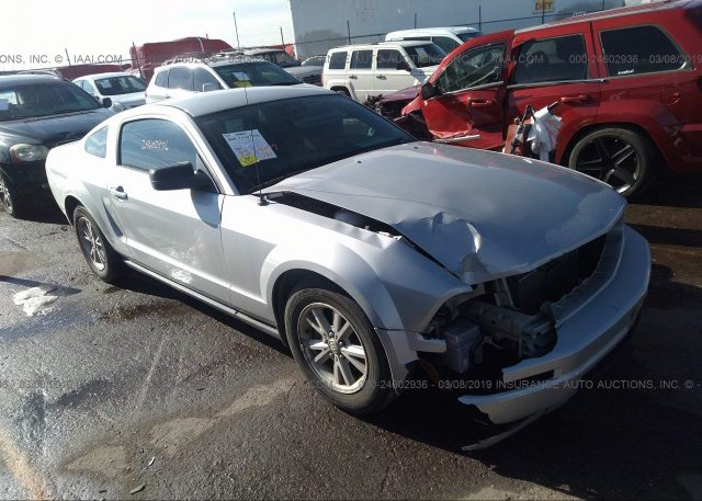 Inventory #966735329 2007 FORD MUSTANG