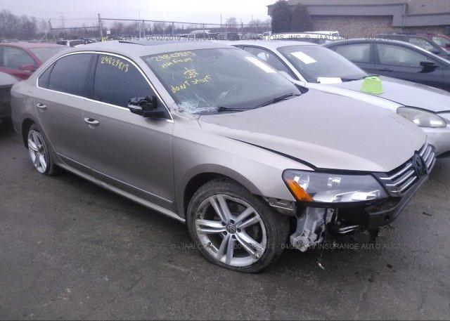 Inventory #166219904 2015 Volkswagen PASSAT