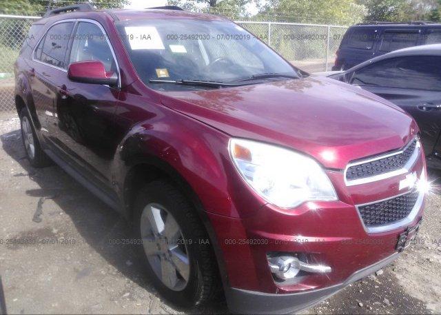 Inventory #182300615 2012 Chevrolet EQUINOX