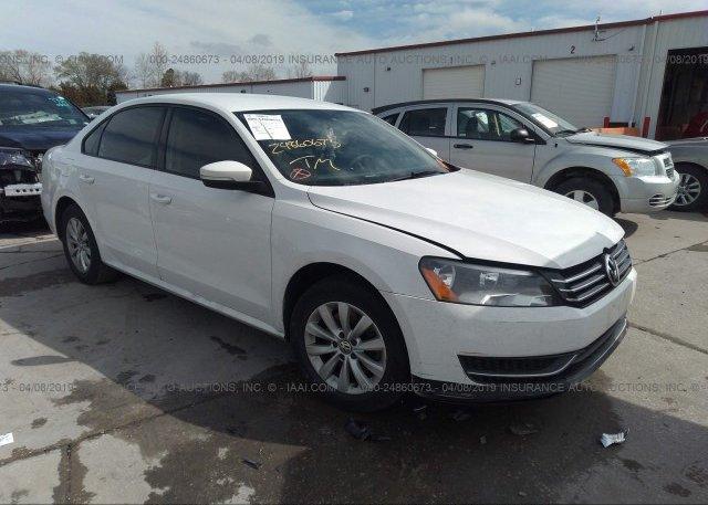 Inventory #946169643 2013 Volkswagen PASSAT
