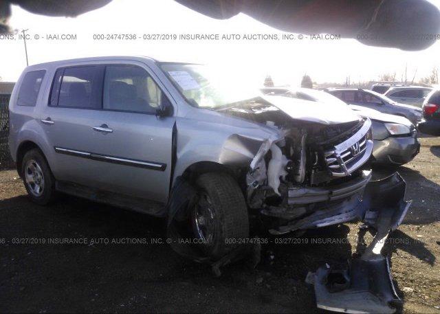 Inventory #823069425 2015 Honda PILOT