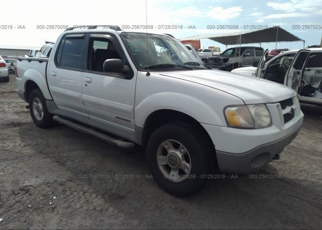 Inventory #307314363 2002 FORD EXPLORER SPORT TR