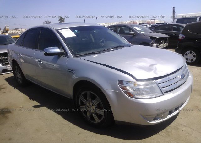 Inventory #601719250 2009 FORD TAURUS