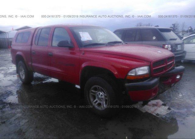Inventory #341196411 2001 Dodge DAKOTA