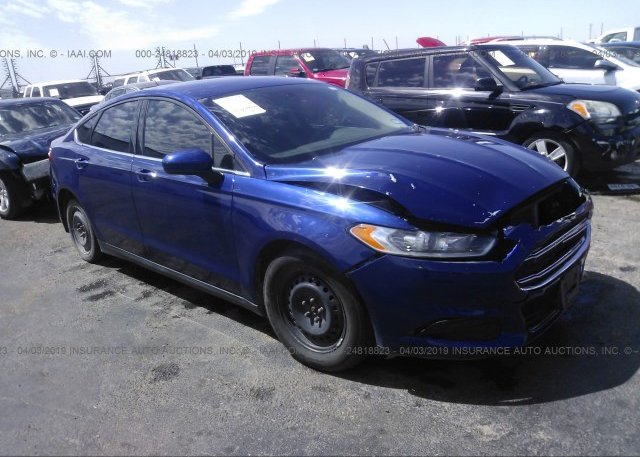 Inventory #434259540 2014 FORD FUSION