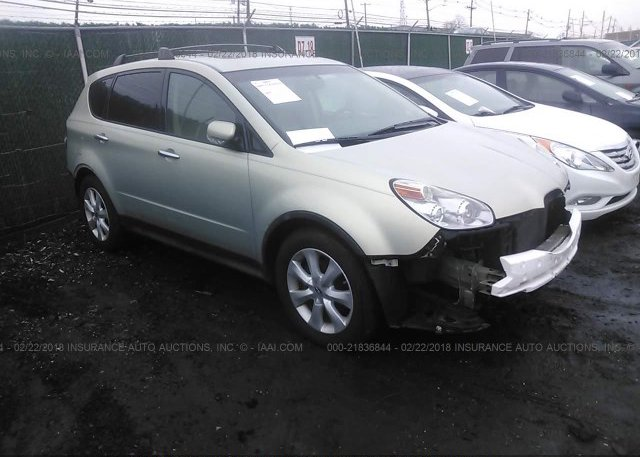 4s4wx86dx74410592 Salvage Green Subaru B9 Tribeca At Henderson Nv