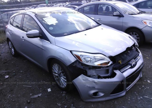 Inventory #940433461 2012 FORD FOCUS