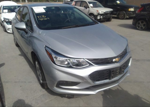 Inventory #406362479 2018 Chevrolet CRUZE