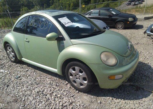 Inventory #277978468 2002 Volkswagen NEW BEETLE