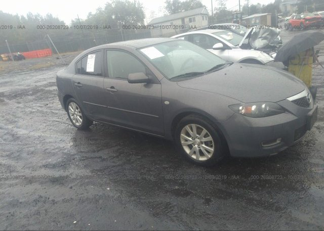 Inventory #682010411 2008 Mazda 3