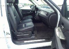 2008 Chevrolet TAHOE - 1GNFC130X8R250069 close up View