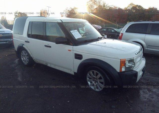 Inventory #529149607 2006 Land Rover LR3