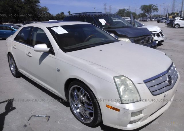 Inventory #690090942 2005 Cadillac STS
