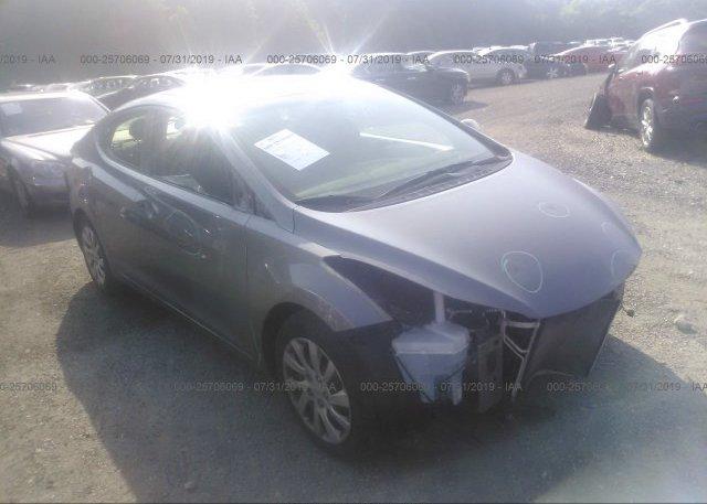 Inventory #561733189 2013 Hyundai ELANTRA
