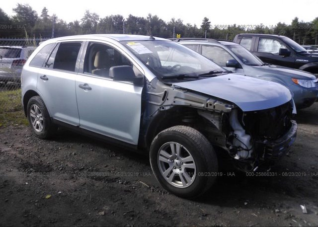 Inventory #892152276 2008 FORD EDGE
