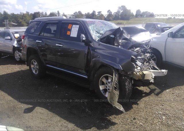 Inventory #563141744 2010 Toyota 4RUNNER