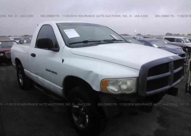Inventory #780300793 2003 Dodge RAM 1500