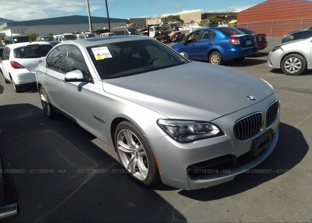 Inventory #783605715 2013 BMW 740
