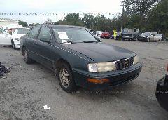 1997 Toyota AVALON - 4T1BF12B7VU176289 Left View