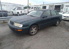 1997 Toyota AVALON - 4T1BF12B7VU176289 Right View