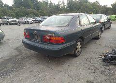 1997 Toyota AVALON - 4T1BF12B7VU176289 rear view