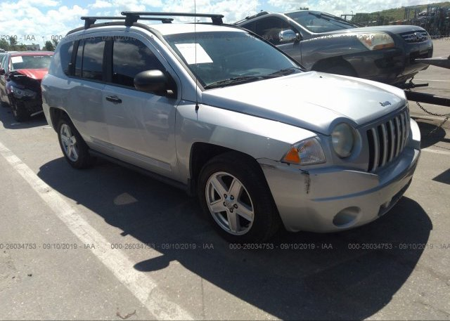 Inventory #695117988 2007 JEEP COMPASS
