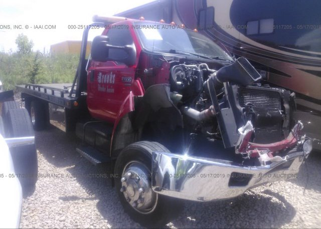 Inventory #742555191 2007 FORD F650
