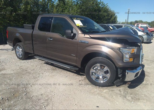 Inventory #335160455 2016 FORD F150