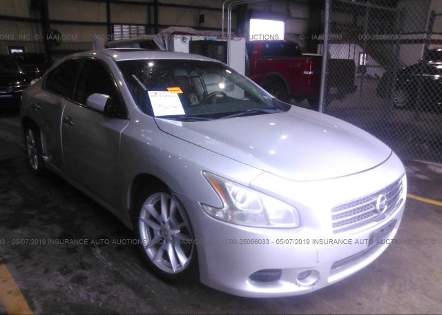 Inventory #372578379 2011 Nissan MAXIMA