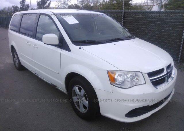 Inventory #888097808 2012 Dodge GRAND CARAVAN
