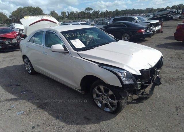 Inventory #874263598 2014 Cadillac ATS