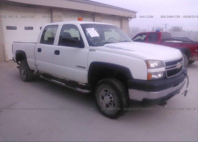 Inventory #167214465 2006 Chevrolet SILVERADO