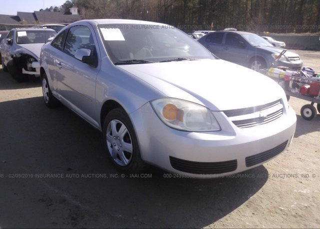 Inventory #643946101 2007 Chevrolet COBALT
