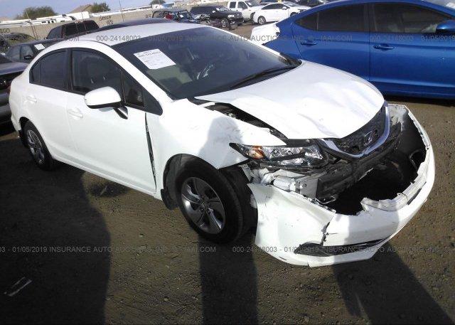 Inventory #902869733 2014 Honda CIVIC