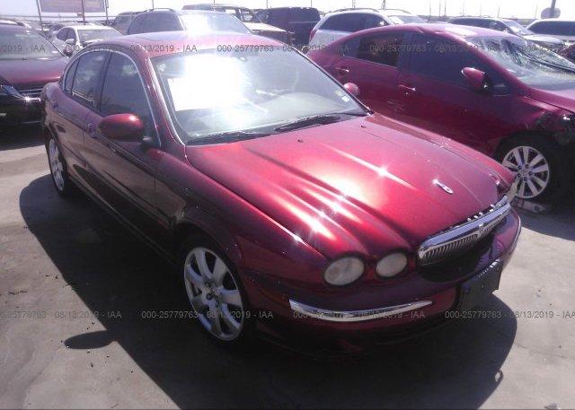 Jaguars Odessa Tx >> Sajea51d52xc18578 Salvage Title Gold Jaguar X Type At