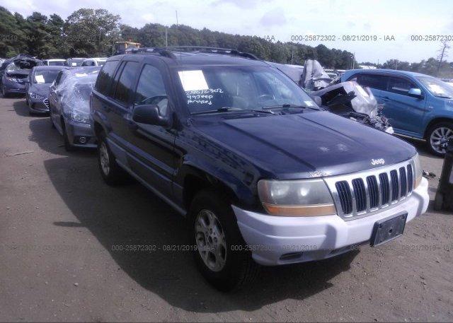 Inventory #701972396 1999 JEEP Grand Cherokee