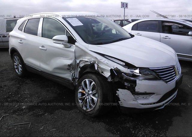 Car Auctions In Nc >> 5lmcj1a9xfuj33081 Salvage Tan Lincoln Mkc At Clayton Nc On