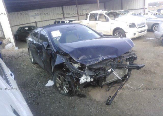 Inventory #197316001 2015 Hyundai SONATA