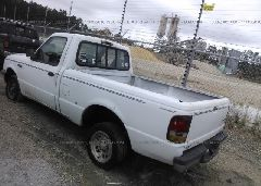1994 FORD RANGER - 1FTCR10X8RUA16619 [Angle] View