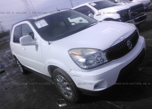 Inventory #786800335 2007 Buick RENDEZVOUS