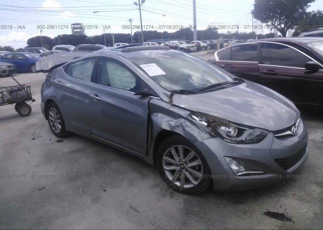 Inventory #401689340 2015 Hyundai ELANTRA